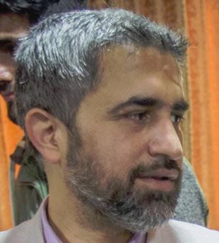 Tariq Ahmad Sarfaraz